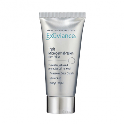 Excuviance Triple Microdermabrasion Face Polish 75ml